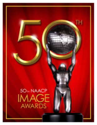 The 50th NAACP Image Awards' to Broadcast Live on TV One on March 30 From Hollywood, California